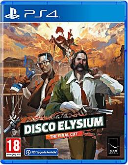Disco Elysium The Final Cut PS4