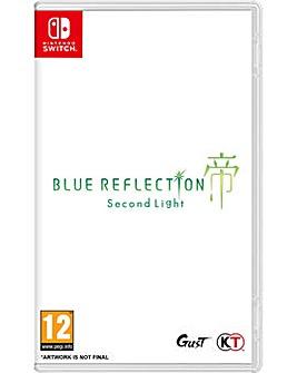 Blue Reflection Second Light Switch