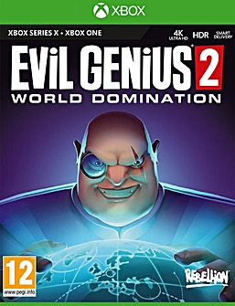 Evil Genius 2 World Domination Xbox