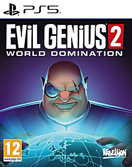 Evil Genius 2 World Domination PS5