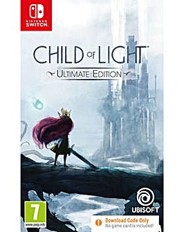 Child of Light Code in a Box Switch