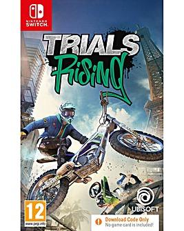 Trials Rising Code in a Box Switch