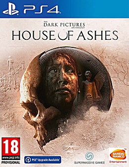 The Dark Pictures House of Ashes PS4