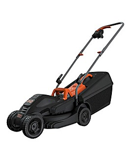 Black + Decker Corded Rotary Mower 1000W