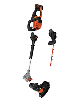 Black + Decker Season Master 3 in 1 Tool