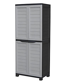 Utility Cabinet with 4 Shelves