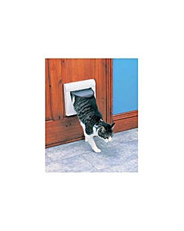 Staywell Medium 4-Way Magnetic Pet Door