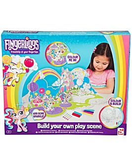 Fingerlings Build Your Own Scene