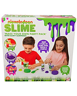 Nickelodeon Slime Create Your Own Pack