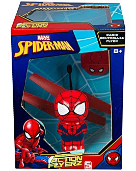 Spiderman Evergreen Action Flyerz