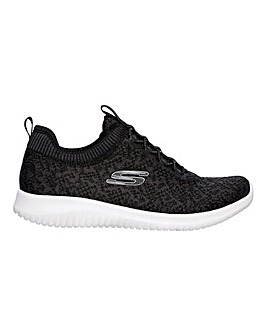 Skechers Ultra Flex Lace Up Trainers