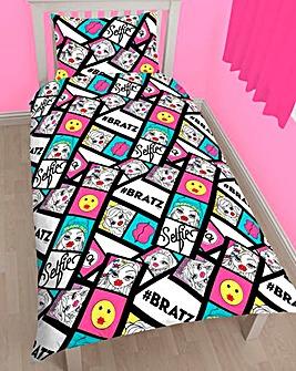 Bratz Hashtag Duvet Cover Set
