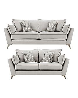 Gaia 3 plus 2 Seater Sofa