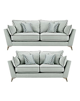 Gaia 3 plus 2 Seater Sofa