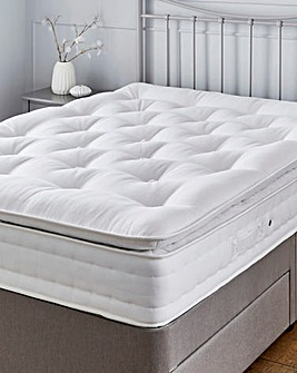 Airsprung Naturals 1000 Pocket Pillowtop Mattress