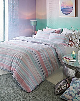 Porto Pink Duvet Cover Set