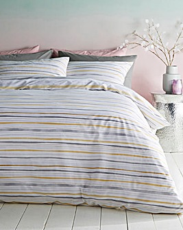 Porto Ochre Duvet Cover Set