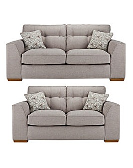 Alex 3 plus 2 Seater Sofa