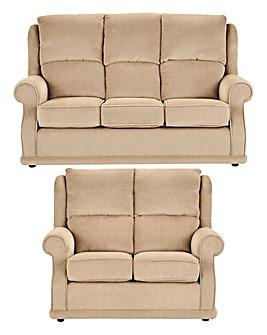 Charlton Three plus Two Seater Sofa