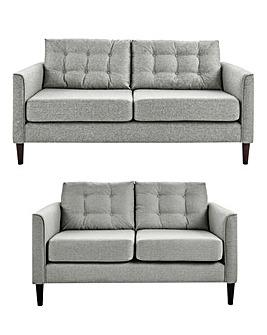 Dakota 3 Seater plus 2 Seater Sofa