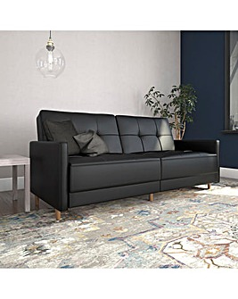 Rialta Faux Leather Sofabed