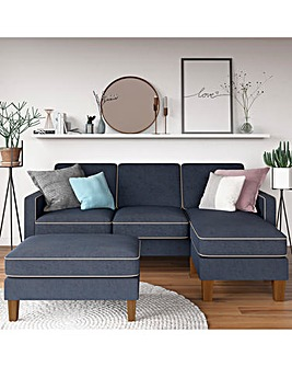 Harlow Corner Sofa