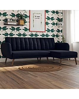 Hallie Corner Chaise Sofabed