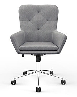 Micah Gaslift Fabric Office Chair