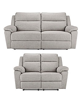 Austin 3 plus 2 Seater Recliner Sofa