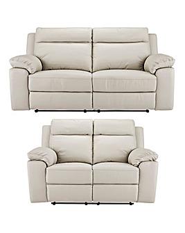 Aldo 3 plus 2 Seater Recliner Sofa