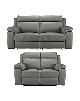 Aldo 3 plus 2 Seater Recliner Sofa