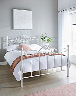 Sophia Metal Bed Frame