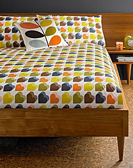 Orla Kiely Love Hearts Duvet Cover