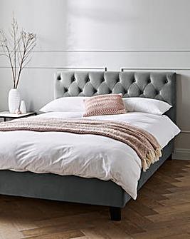 Freya Velvet Bed Frame