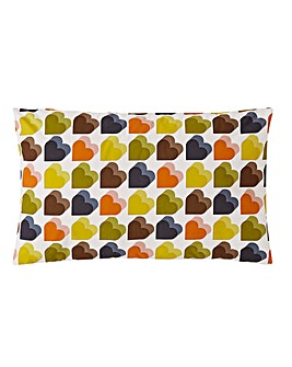Orla Kiely Love Hearts Pillowcases