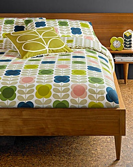 Orla Kiely Summer Flower Stem Duvet
