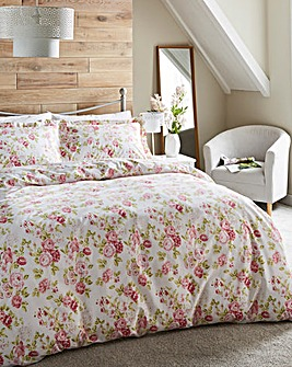 Grace Pink Duvet Cover Set
