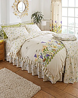 Bluebell Meadows Duvet Cover