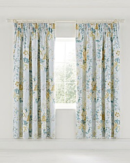 Sanderson Giselle Lined Curtains