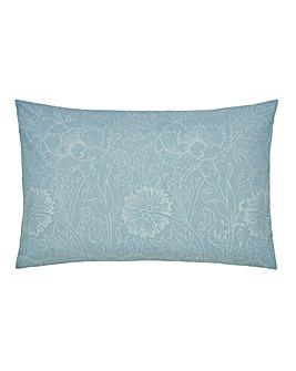 Morris & Co Pink & Rose Teal Pillowcases