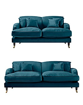 Portland 3 plus 2 Seater Sofa