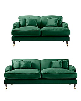 Portland 3 plus 2 Seater Sofa