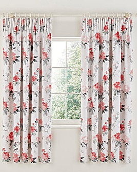 Sanderson Rhodera Lined Curtains