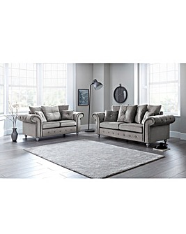 Venetzia 3 plus 2 Seater Sofa