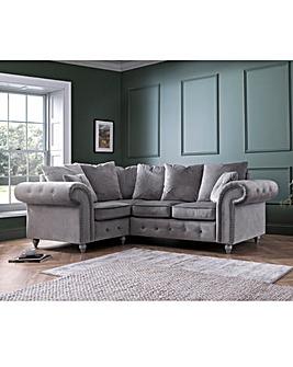 Venetzia Lefthand Corner Sofa
