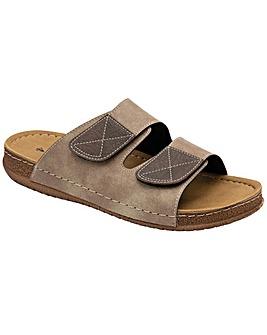 Dunlop John men's standard fit sandals