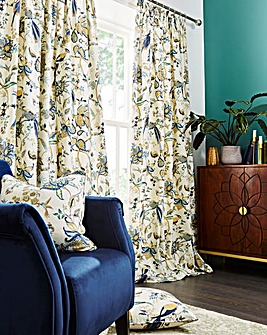 Kensington Pencil Pleat Curtain