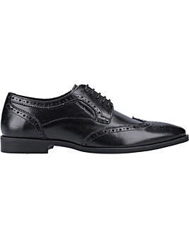 Hush Puppies Brace Brogue Lace Up Shoe