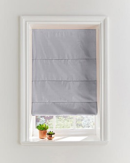 Faux Silk Blackout Roman Blind