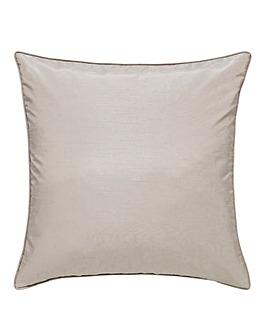 Faux Silk Cushion Cover